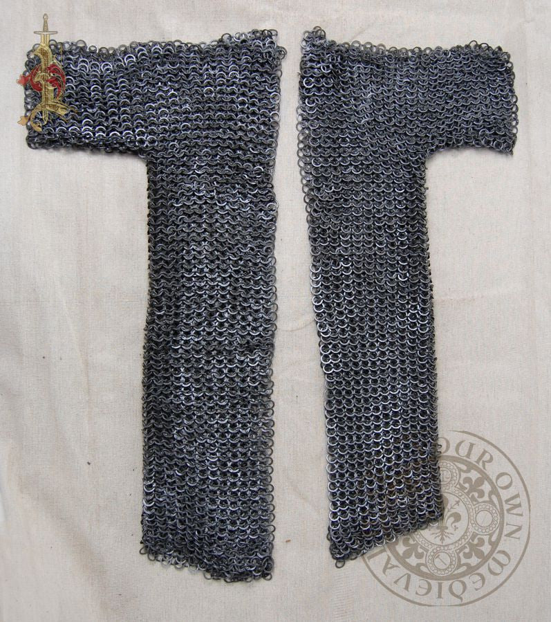 Chainmail Voider 15th century armour worn under plate mail