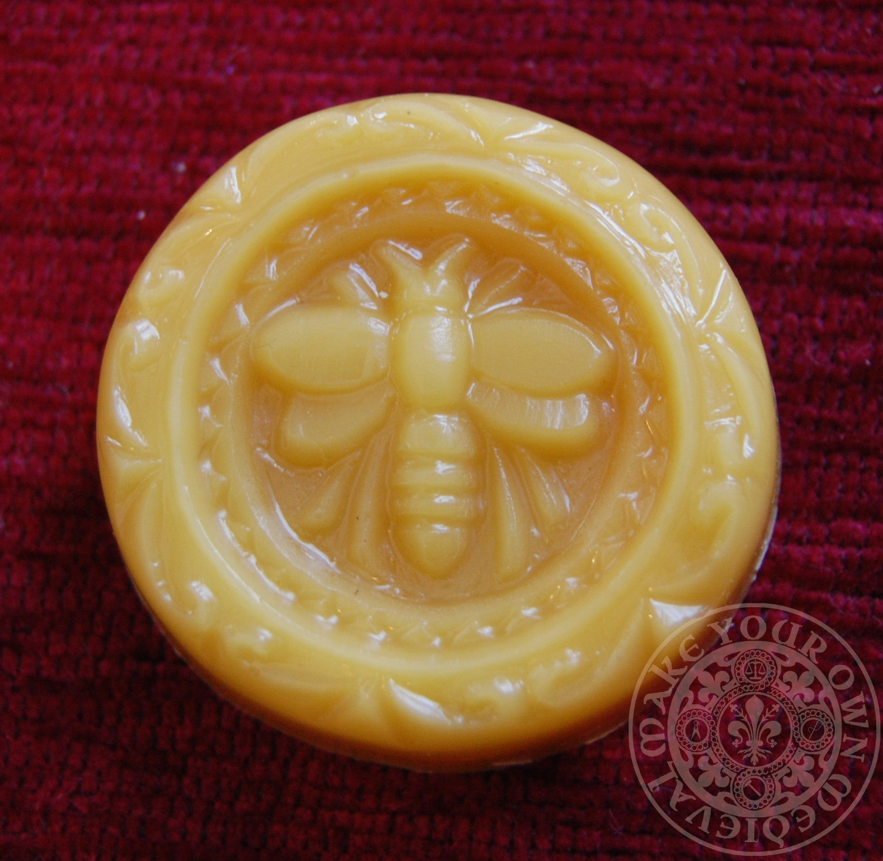 Beeswax for Medieval Viking Renaissance SCA Tudor and Renaissance craft and sewing