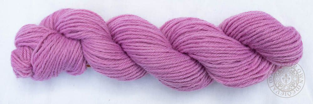 Cochineal Boysenberry 8ply Wool Yarn
