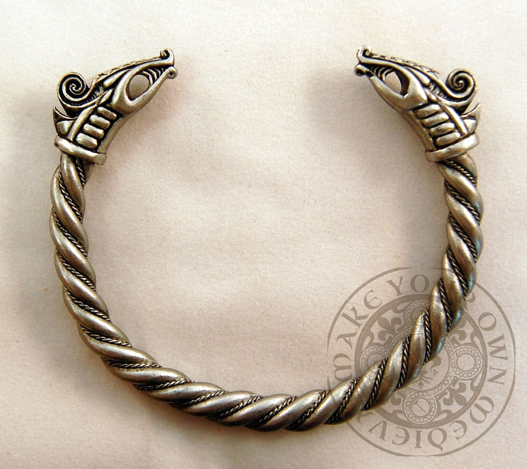 Dreki Viking Dragon Bracelet Arm Band