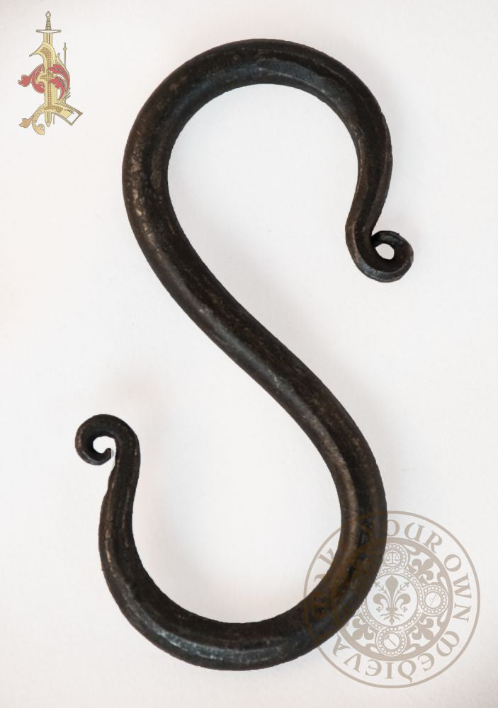 Forged S hook Large