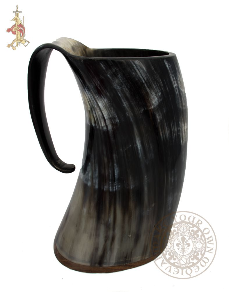 Game of Thrones ale mug or tankard drinking horn