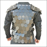 Lamellar Leather Scale Armour for LARP combat