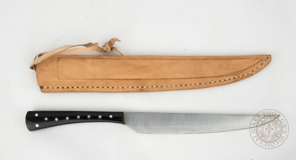 Knife with Horn Handle - Kitchen