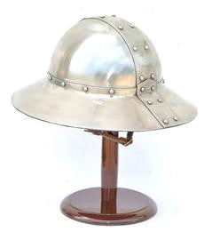 Medieval Kettle helm Armour reproduction