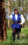 Pirate age of sail clothing costume set Australia