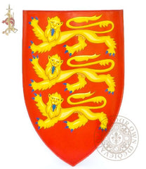 Richard the Lion Heart English Shield