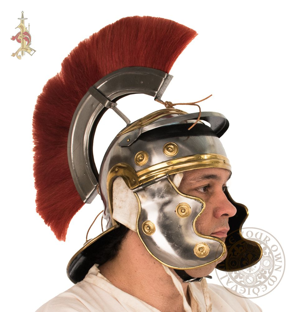 Roman Imperial Gallic Type G Helm 1st-2nd century armour