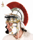 Roman helm Imperial Gallic Type G armour