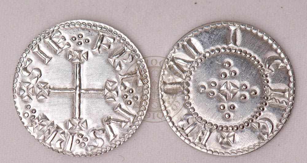(895 - 900) Siefredus - Viking King of Northumbria Coin
