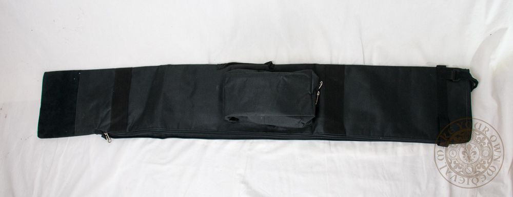 Sword bag large to carry weapons in black