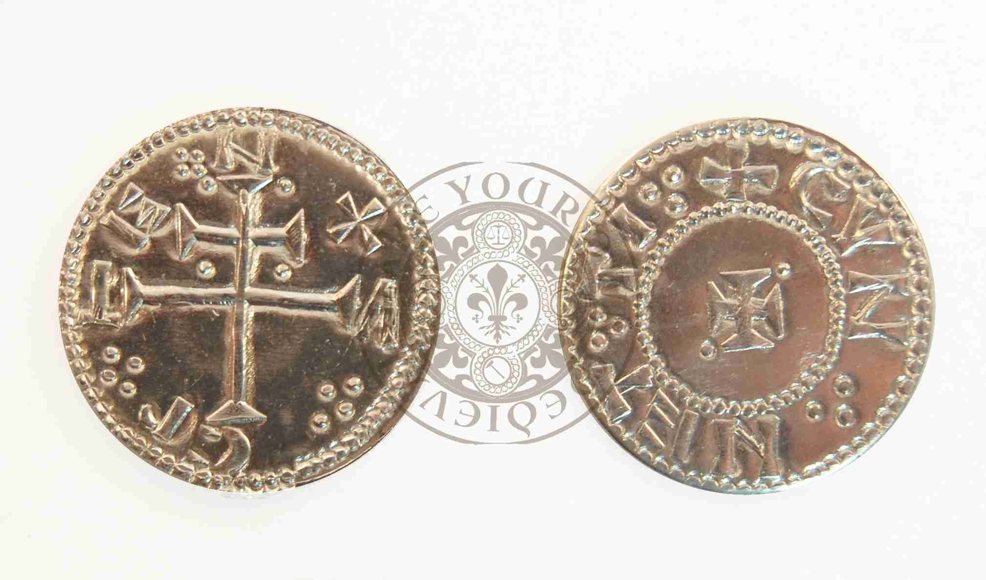 895 903 viking york penny coin reproduction make your for Create your own penny