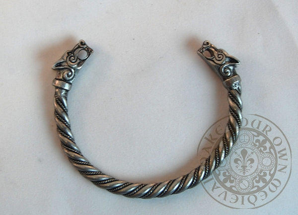 How To Make A Viking Arm Ring
