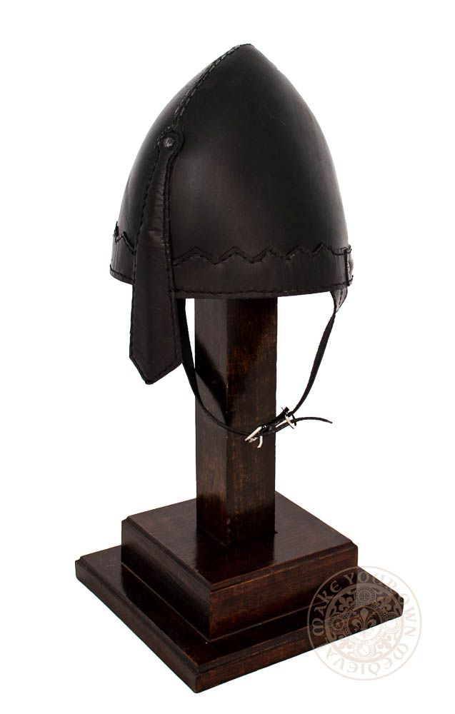 Kids Viking / Crusader Leather Helm