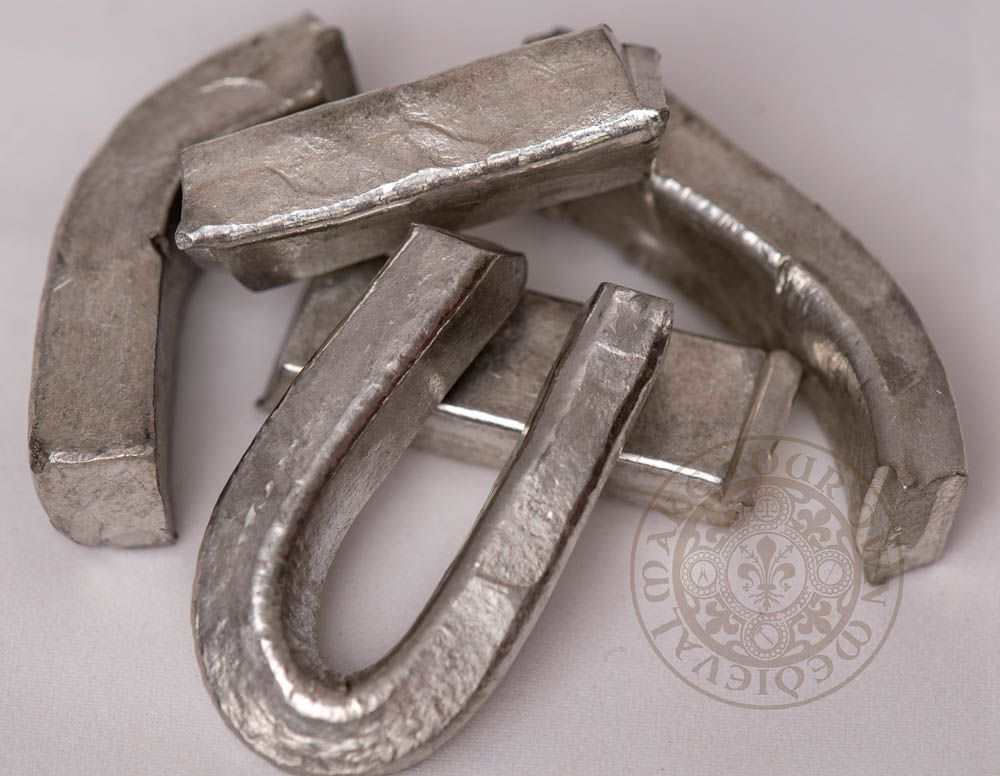 Viking hoard hack silver treasure