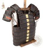 Viking reenactment Lamellar Scale Armour with Shoulders