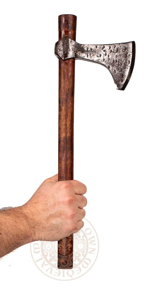 Viking hand axe