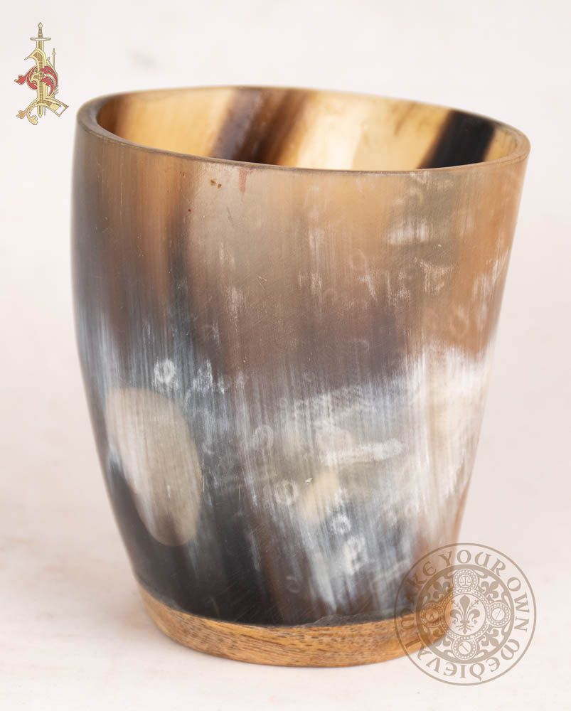 "Ale Horn Cup - 7.6cm (3"" inch)"