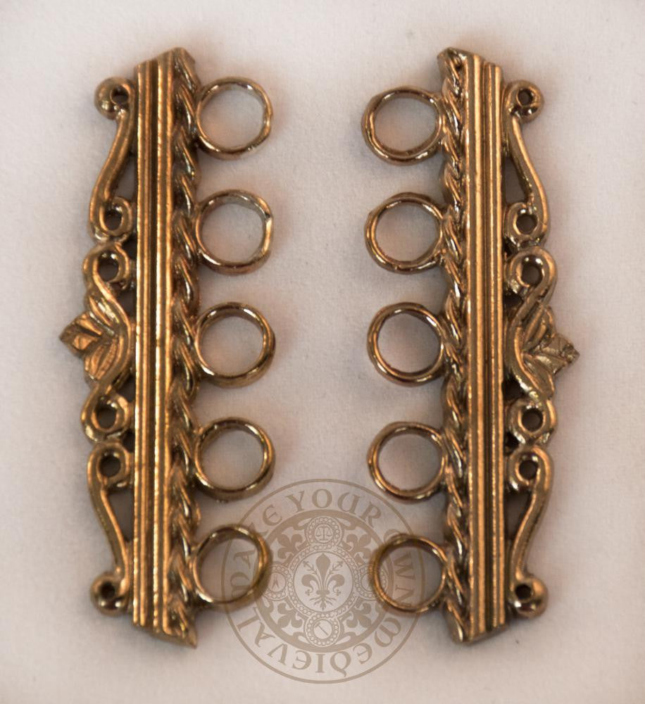 15th Century Lacing Pair