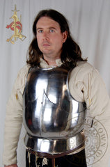 medieval Breast plate armour 15th century