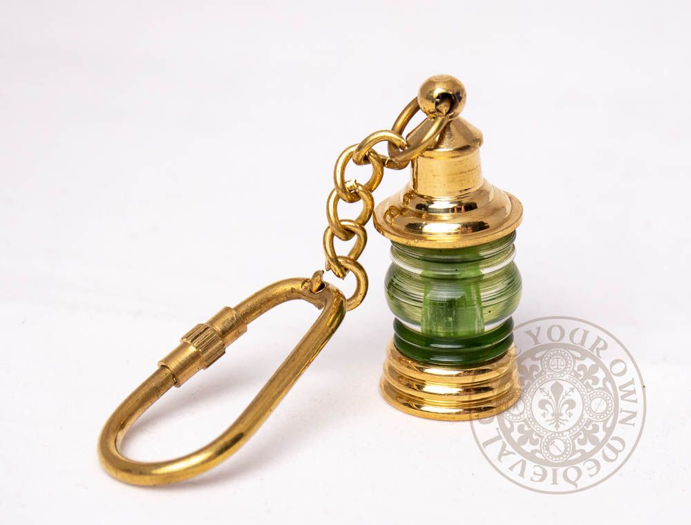 ships lantern key chain naval gifts for dad