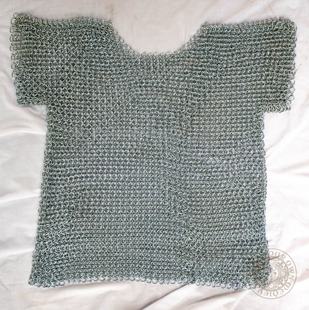 small chainmail shirt for ladies and teenages and kids