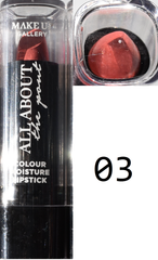 Make Up Gallery Lipstick 'All About The Pout' NEW Red Pink Plum Nude Orange - Click. Buy. Love. - 3