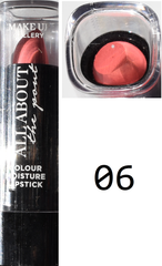 Make Up Gallery Lipstick 'All About The Pout' NEW Red Pink Plum Nude Orange - Click. Buy. Love. - 4