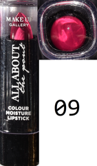 Make Up Gallery Lipstick 'All About The Pout' NEW Red Pink Plum Nude Orange - Click. Buy. Love. - 6