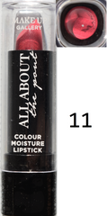 Make Up Gallery Lipstick 'All About The Pout' NEW Red Pink Plum Nude Orange - Click. Buy. Love. - 18