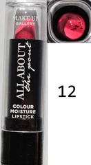 Make Up Gallery Lipstick 'All About The Pout' NEW Red Pink Plum Nude Orange - Click. Buy. Love. - 19