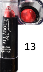 Make Up Gallery Lipstick 'All About The Pout' NEW Red Pink Plum Nude Orange - Click. Buy. Love. - 8