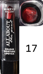 Make Up Gallery Lipstick 'All About The Pout' NEW Red Pink Plum Nude Orange - Click. Buy. Love. - 10