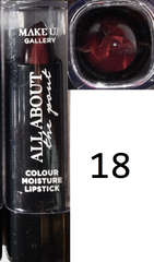 Make Up Gallery Lipstick 'All About The Pout' NEW Red Pink Plum Nude Orange - Click. Buy. Love. - 11