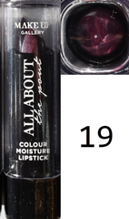 Make Up Gallery Lipstick 'All About The Pout' NEW Red Pink Plum Nude Orange - Click. Buy. Love. - 12