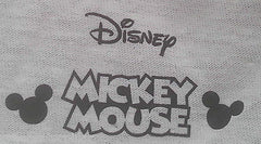 MICKEY MOUSE Naughty/Nice Primark T-SHIRT PJ TOP Ladies Women's Pyjama Size 6-20 - Click. Buy. Love. - 6