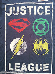 Justice League Primark T Shirt Mens Batman Superman DC Comics Size XS-XXL new - Click. Buy. Love. - 2
