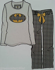 Ladies BATMAN PRIMARK PJ PYJAMA SET New sizes 6 - 20 - Click. Buy. Love. - 2