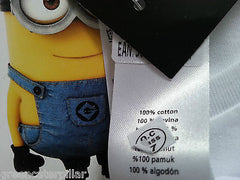 MINIONS T-Shirt More Than Meets The Eye DESPICABLE ME Mens XS-XXXL 100% COTTON - Click. Buy. Love. - 4