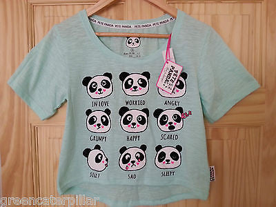 Ladies PETE PANDA EMOJI PJ T-shirt Primark emojicon New sizes 6 - 20 - Click. Buy. Love. - 1