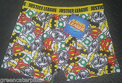 Justice League Mens HIPSTER Boxer Brief Pants Batman Superman Flash GreenLantern - Click. Buy. Love. - 1