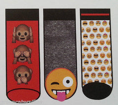 Primark SOCKS Minions Emoji Snoopy Emojicon Womens Ladies Girls sizes 4 - 8 new - Click. Buy. Love. - 3