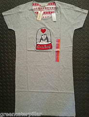 Penguin Primark Nightie T-Shirt NightShirt 'Kiss Me Quick' PJ Pyjama Sizes 6-24 - Click. Buy. Love. - 4