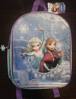 PRIMARK FROZEN ELSA ANNA DISNEY BACKPACK RUCKSACK SCHOOL GYM TRAVEL BAG NEW - Click. Buy. Love.