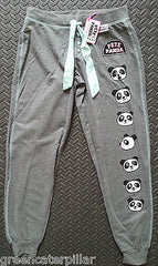 Ladies PETE PANDA EMOJI PJ Bottoms emojicon Primark New sizes 6 - 20 - Click. Buy. Love. - 1