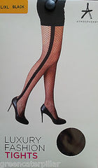 Sexy Tights PRIMARK Ladies Wide Seam & Spot Fashion Stockings Pantyhose S-XL NEW - Click. Buy. Love. - 2