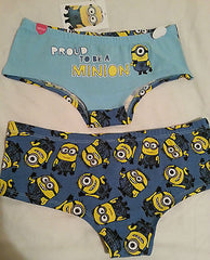 Primark Knickers MINIONS, HARRY POTTER, BATMAN, ELMO, GB, Ladies Briefs - Click. Buy. Love. - 3
