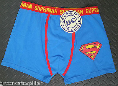 Superman DC Comics Mens HIPSTER Boxer Briefs Underwear Pants NEW Sizes M - XXL - Click. Buy. Love. - 1