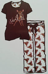 Ladies BAMBI PRIMARK DISNEY PJ PYJAMA SET New sizes 6 - 20 - Click. Buy. Love. - 2