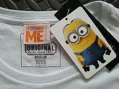 MINIONS T-Shirt More Than Meets The Eye DESPICABLE ME Mens XS-XXXL 100% COTTON - Click. Buy. Love. - 3